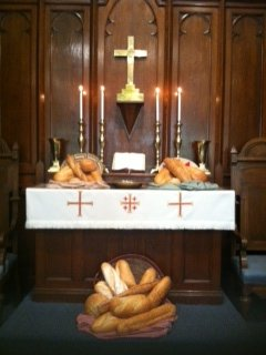 bread of life altar